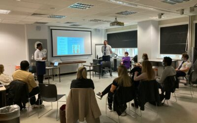 'Patient Engagement Programme' lifts off at the Whittington.